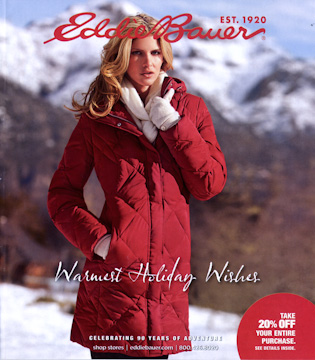 Eddie Bauer: Fall 2010 Catalog