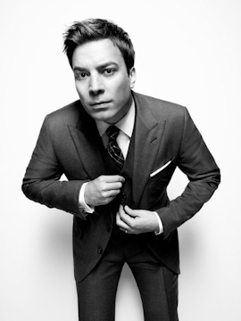 GQ : Editorial with Jimmy Fallon